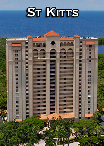 St. Kitts High-rise Condos at Pelican Bay