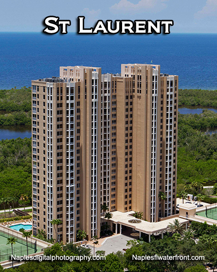 St. Laurent High-rise condos at Pelican Bay