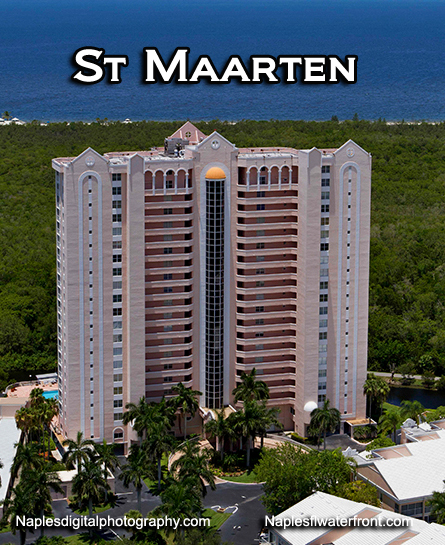 St. Maarten High-rise condos in Pelican Bay