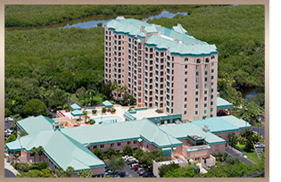 Condos with gulf view in Bay Colony